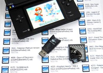 NDS emu - Nintendo DS Emulator